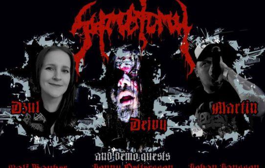 První demáč deathmetalistů SYMBTOMY!