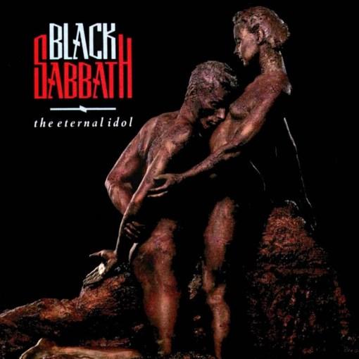 BLACK SABBATH – The Eternal Idol (LP-1987, Vertigo Records)