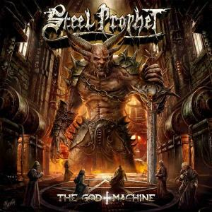 STEEL PROPHET – The God Machine (CD – 2019, Rock of Angels Records)