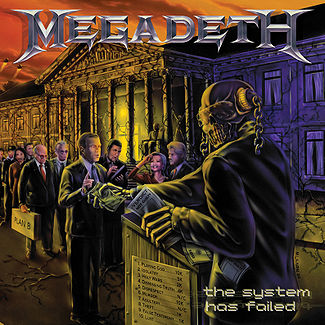 MEGADETH – The System Has Failed (CD-2004, Sanctuary Records)