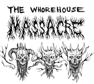 The Whorehouse Massacre_logo