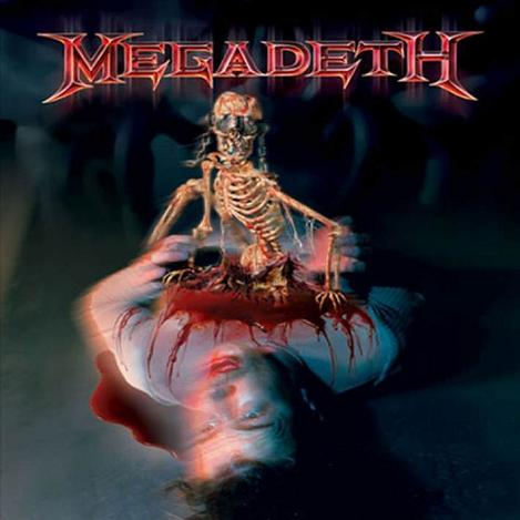 MEGADETH – The World Needs A Hero (CD-2001, Sanctuary Records)
