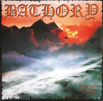 BATHORY – Twilight Of The Gods (CD-1991, Black Mark Production)