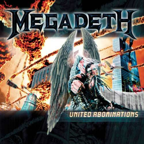 MEGADETH – United Abominations (CD-2007, Roadrunner Records)