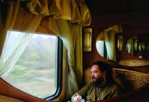 Vlak v Rusku_vymýšlím nové plány pro Soulfly