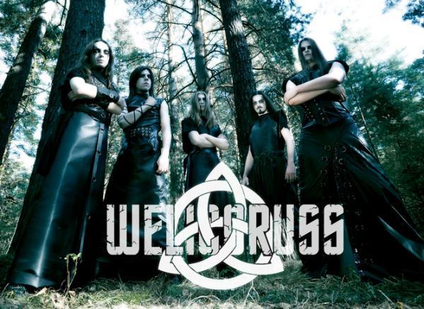 WELICORUSS - Když to vezmeš na procenta, tak metalových fanoušků je v Rusku rozhodně méně než v Česku.