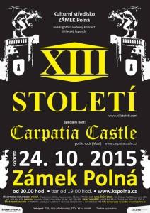XIII. století a Carpatia Castle