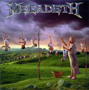 MEGADETH – Youthanasia (CD-1994, Capitol Records)