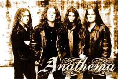 Můj život s metalem 9 - ANATHEMA