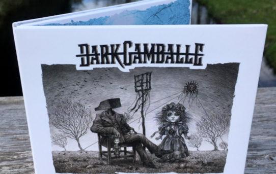 DARK GAMBALLE – ROMANCE DE LUXE!  Crossoverová romance rozevírá nůžky mezi světy!