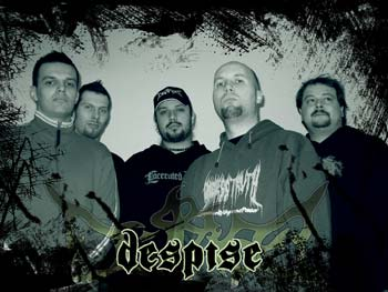 DESPISE ON TOUR WITH DEVOURMENT AND VIRAL LOAD