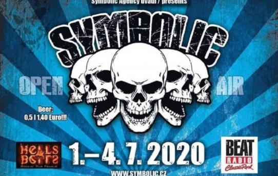 SYMBOLIC Open Air 2020: nový areál a spousta novinek!