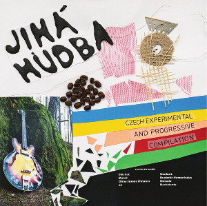 JINÁ HUDBA - Czech Experimental And Progressive Compilation (2LP – 2020, Dysphoricam Audio Productions)