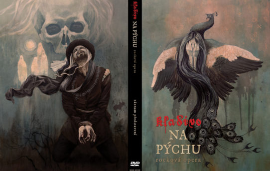 KLADIVO NA PÝCHU – rocková opera na DVD!