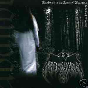 MORGAIN – Abandoned In The Forest Of Weariness (The Call Of Fairie) (MetalAge rec.)