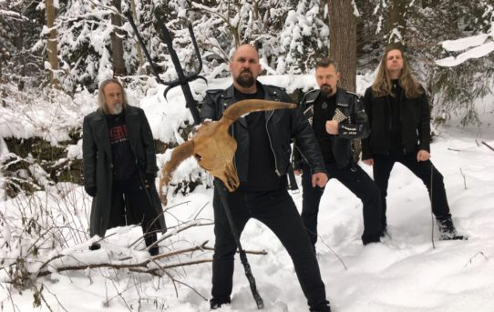MORTIFILIA s novým albem The Great Inferno!