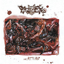 PIGSTY - The Return (CD - 2002, Bizarre Leprous Productions)