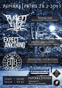plakat_buried-side_expect-anything_breathing-the-bottom